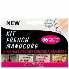 KIT FRENCH MANUCURE - MISS MISS