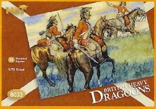 British 1751-1815 1:72 & HO/OO Scale Toy Soldiers 11-20