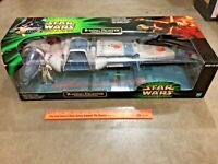 "HUGE Star Wars POTJ ""B-Wing Fighter"" Sealed, FREE shipping!"
