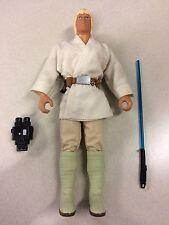 "Star Wars Luke Skywalker Figure 12 Inch 1/6 Action Doll 12"" POTF Kenner Hasbro"