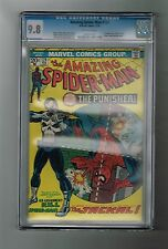 AMAZING SPIDER-MAN #129 CGC Grade 9.8! Key issue: First PUNISHER appearance!