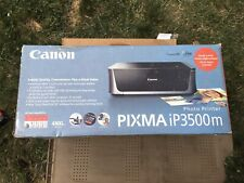 Canon PIXMA iP3500 Photo Printer (Brand New)