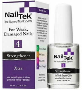 Nail Tek XTRA NAIL Strengthener FOR WEAK, DAMAGED NAILS 15ml