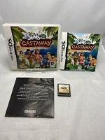The Sims 2: Castaway (Nintendo DS, 2007) Game