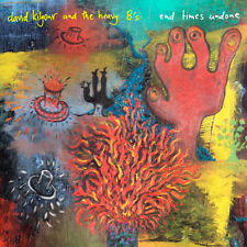 David Kilgour, David Kilgour and the Heavy Eights - End Times Undone [New CD]