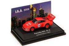 1:87 Porsche 935 Gruppe 5 rot IAA 2009 - Schuco 25659
