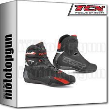 TCX SCARPE STIVALI MOTO 9505 RUSH NERO tg 39 / 6