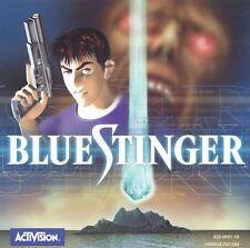 Sega Dreamcast Spiel - Blue Stinger (mit OVP)