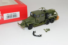 Ht285, Herpa 744157 Ifa G5 Fire Brigade Tank Fire Truck Tlf Der Nva / New