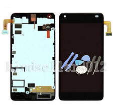 LCD Display + Touch Screen Digitizer + Frame Assembly for Nokia Lumia 550+Tools