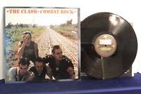 The Clash, Combat Rock, Epic Records FE 37689, 1982, Leftfield, Punk, Dub, Funk