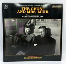 Bernard Herrmann-The Ghost And Mrs. Muir(Original Motion Picture Score)Varese LP