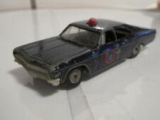 CHEVROLET POLICE CAR No 8115 detroit senior Made in Israel RARITÄT