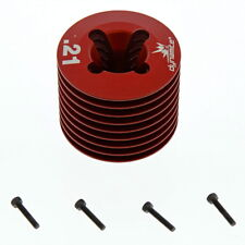 Team Losi 8ight Nitro Buggy 1/8: Dynamite Cooling Head, .21 Displacement, Red