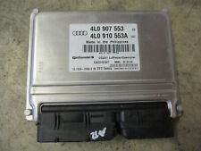 Steuergerät Luftfederung Audi Q7 4L Luftfahrwerk 4L0907553 4L0910553A