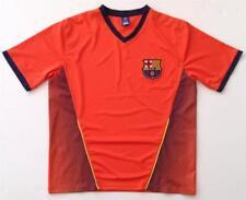 Barcelona FCB Football Soccer Mens Jersey Shirt Large Orange