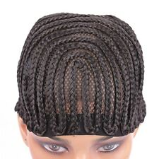 Cornrow Wig Cap for sew in braided wig crotchet braiding All wig weave on UK