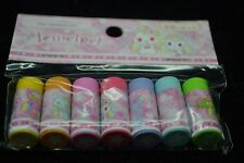 Sanrio Jewelpet mini Eraser Set Cheer Edition