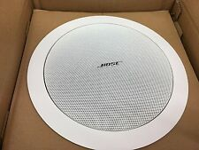 USED Bose FreeSpace® Full Range Flush-mount Ceiling Speaker 8 Ohms White EACH