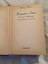 Libroil Tormento E L'estasi, Di Irving Stone