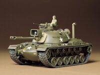 35120 Tamiya U.S. M48A3 Patton 1/35th Plastic Kit Assembly Kit 1/35 Military