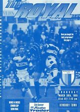 Other Football Programmes