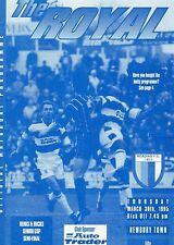 Other Football Programmes