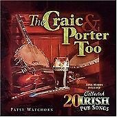 THE CRAIC & PORTER TOO    - Patsy Watchorn    20 Irish Pub Songs