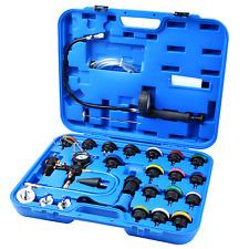 Universal Cooling System Radiator Pressure Tester Leak Detector Gasket Test Kit