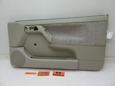 GOLF CABRIO CONVERTIBLE FRONT DOOR PANEL RIGHT R RH RF PASSENGER ARM REST COVER
