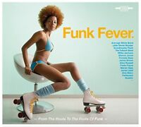 FUNK FEVER. 4 CD NEW+