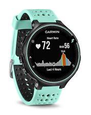 Garmin Forerunner 235 Gps Sport Heart Rate Monitor Watch (black/frost blue) New
