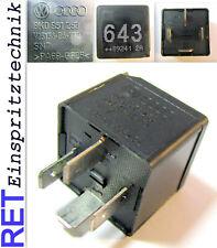 Relais Steuerrelais Nr 643 VAG 8K0951253 Golf / Passat original