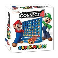 Super Mario Bros Connect 4 Board Game