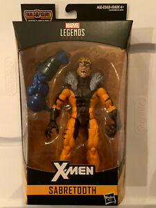 Marvel Legends Sabretooth Apocalypse Wave X-men New Unopened