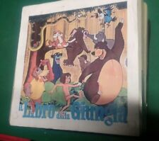 IL LIBRO DELLA GIUNGLA - SUPER 8 - FILM COLORE SONORO Walt Disney
