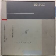 HP 8510C Network Analyzer On-Site Service Manual P/N 08510-90282