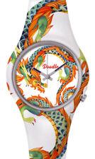 DOODLE WATCH ♠ Armbanduhr Ø 39mm   Silikon   WHITE DRAGON > DODR002