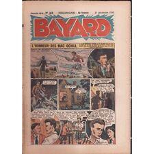 BAYARD L'Honneur des Mac Ochill et Le Lion des Cévennes Hebdo 31 Déc. 1950 N°213
