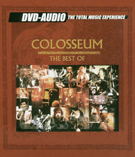 """COLOSSEUM """"The Best Of"""" - OUT OF PRINT DVD-AUDIO 5.1 - SEALED !!!"""
