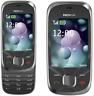 Nokia 7230 Deutsch Menü (Ohne Simlock) Slider Handy 3G mobile phone - Graphite