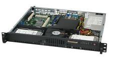 Supermicro SC512 1U, Intel Celeron D - 2 Go Ram - 250 Go Hdd Sata