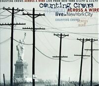 Counting Crows : Across a Wire: Live in New York Alternative Rock 2 Discs CD