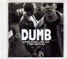 (GT251) Dumb, Super Sonic Love Toy - DJ CD
