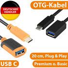 USB C 3.1 Adapter OTG auf USB Typ A 3.0 Kabel für Samsung Huawei Xiaomi Oppo