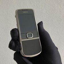 Nokia 8800 Carbon Arte 4GB Titanium Genuine Phone