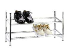 WENKO Schuhregal ausziehbar für 10 Paar SCHUHE