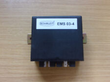 HYMER MOTORHOME CARAVAN SCHAUDT STEP RELAY EMS03 (replaces EMS01 & 02)
