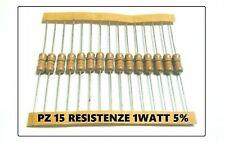 4x Kamaya 100R 1//4W resistenza ad impasto di carbone 5/%
