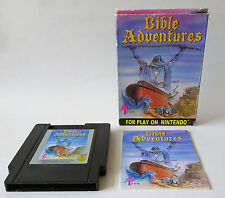 BIBLE ADVENTURES (Wisdom Tree) * Nintendo NES ( NTSC USA )